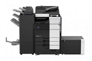 Kolorowy system produkcyjny do druku cyfrowego AccurioPrint C759 od Konica Minolta